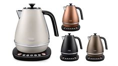 Delonghi Distinta Digital Kettle - Kettles - Small Kitchen Appliances - Kitchen Appliances | Harvey Norman Australia