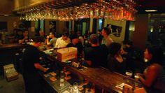 Kaiba on Kangding Lu. Beer bar with Belgian beer