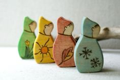 Season of the Root Children by mamaroots on Etsy