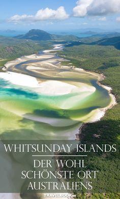 Fast jeder hat schon mal ein Foto von den berühmten Whitsunday Islands in… Work Travel, Travel Goals, Time Travel, Places To Travel, Places To See, Travel Destinations, Coast Australia, Australia Travel, Great Barrier Reef