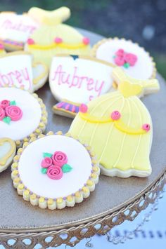 Princess Belle Decorations Belle Princess Party  Ideas Decorations Food Activities And