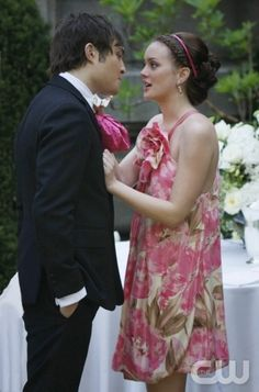 Chuck & Blair - Gossip Girl