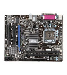 Cheap lga 775 Buy Quality desktop motherboard directly from China 775 Suppliers: Original MSI Desktop Motherboard Socket LGA 775 Micro-ATX Fully Test Refurbished Computers, Computer Hardware, Second Hand, Desktop, Watch, Free Shipping, Boards, Rement, Hardware