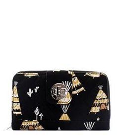 Quilted Wallet Tee Pee Print  #snapchatus #accessoriesontheboardwalk #angelamillerdesigns #newarrival #beachlife #lovespring #likeusoninstagram #winfreestuff #sale #springishere