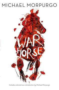 War Horse: WWI Commemorative Edition, cover illustration by Rae Smith Michael Morpurgo Books, The Winners Curse, Books For Teens, Teen Books, Horse Books, A Court Of Mist And Fury, Look At The Stars, World War One, Chapter Books