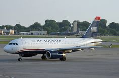US Airways A319-132 (N825AW)
