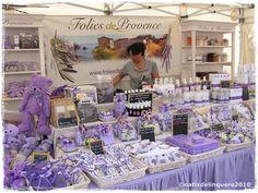 souvenirs .... wow !! Lavender heaven !!