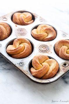 baked maple brioche | Janice Lawandi @ kitchen heals soul