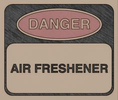 """This links to Dr. Anne C. Steinemann's fact sheet on """"Hidden Hazards in Air Fresheners and Deodorizers."""""""