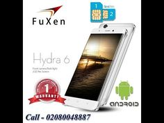 Best Budget Smartphone   Fuxen Hydra 6 Dual SIM Android Phone
