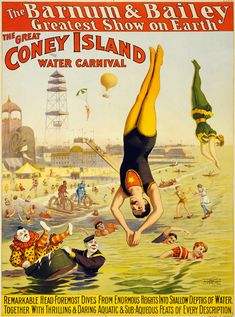 vintage everyday: Vintage Attractive Posters of Circus and Magic in the late 19th Century