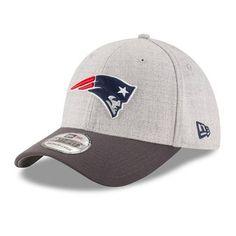 b2a7b1cd253dc New Era Change Up 39Thirty Cap-Gray New England Patriots Merchandise