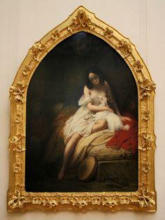 La Esmeralda - Charles-Guillaume Steuben (1839)