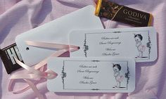 Baby Shower Favors,   Baby Shower, Candy Bar Wrappers, Baby Girl shower, by abbey and izzie designs
