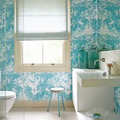 The latest wallpaper trends: bring your walls bang up-to-date with the hottest new looks for wallpaper