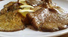 Μανιτάρια πλευρώτους κρασάτα λαδορίγανη | Smile Greek Cooking Brussel Sprouts, How To Cook Zucchini, Cooking Recipes, Healthy Recipes, Cooking Turkey, Base Foods, Greek Recipes, Oysters, Steak