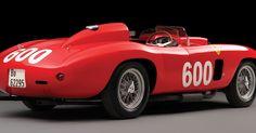Autos clásicos: una mina de oro...el Ferrari 290MM uno de los más pagados