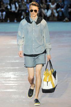 Farb-und Stilberatung mit www.farben-reich.com - Antonio Marras | Spring 2015 Menswear Collection.
