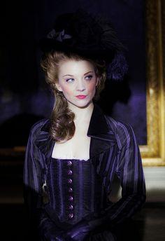 natsaliedormer:  Natalie Dormer as Lady Seymour Worsley in 'The Scandalous Lady W', 2015
