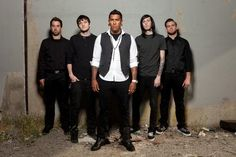 For Today- one of my favorite bands ever!!!! ❤ they are a Christian metalcore band in case you wanted to know the genre...