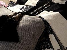 """""""La Petite Francaise"""" , a dream bedroom cushion's collection, Bérengère Leroy"""