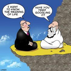 """meaning of life"" 