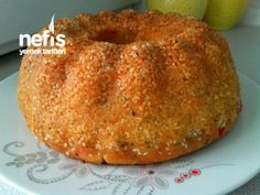Sebzeli Tuzlu Kek – Nefis Yemek Tarifleri Bagel, Baked Potato, Potatoes, Pasta, Bread, Baking, Ethnic Recipes, Food, Potato