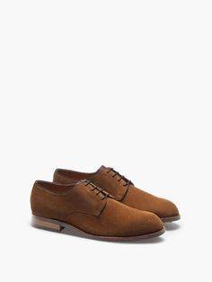 PLAIN VAMP BLUCHERS - View all - Shoes - MEN - Turkey Massimo dutti