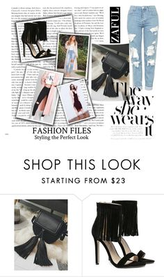 """Women fashion tricks"" by merimaa997 ❤ liked on Polyvore featuring Topshop and zaful"