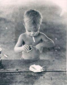Kids Smoking