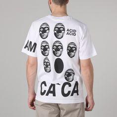 Perks & Mini PAM B Clowne T-Shirt - White