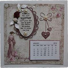 Velkommen inn: Kalendere 15x15:)