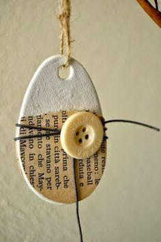 DIY: ΠΑΣΧΑΛΙΝΑ στολίδια-διακοσμητικά από ΖΥΜΗ | ΣΟΥΛΟΥΠΩΣΕ ΤΟ