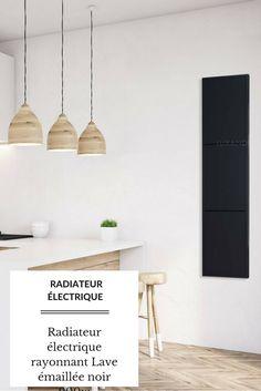 Ces radiateurs électrique miroir économique ne chauffent pas l'air ambiant comme la plupart des autres types de radiateur électrique mais ils chauffent la matière ( objets dans la pièce, les murs , les personnes présentes dans la pièce ...). La matière ainsi chauffé rayonne et chauffe tous ce qui l'entoure. Ainsi vous obtenez une sensation de bien être avec une température uniforme dans toute la pièce