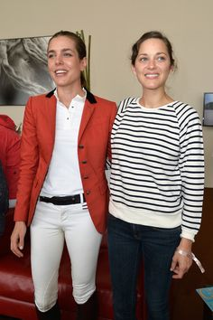 Charlotte Casiraghi Photos: Paris Eiffel Jumping Presented By Gucci - Day 1