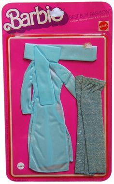 Barbie tenue vintage Best Buy #9969 de 1977 Outfit   eBay