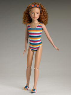 Ocean Mist Basic Marley Wentworth™ -Redhead | Tonner Doll Company