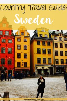 Country Travel Guide for SWEDEN! Check out what to expect, tips, where to go, and city guides for the best in Sweden!