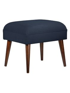 Upholstered Ottoman by Platinum Collection by SF Designs at Gilt