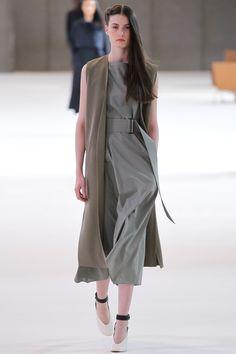Christophe Lemaire collection printemps-été 2015 #mode #fashion
