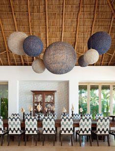 """Casa Aramara"" at Ranchos Estates in Punta Mita. Martyn Lawrence Bullard — Portfolio"