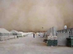 Tempestade de areia