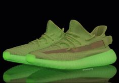 68350178 Detailed Look At The adidas Yeezy Boost 350 v2 Glow