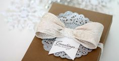 25 Gorgeous DIY Gift Bows (That Look Professional!) | Homesessive.com