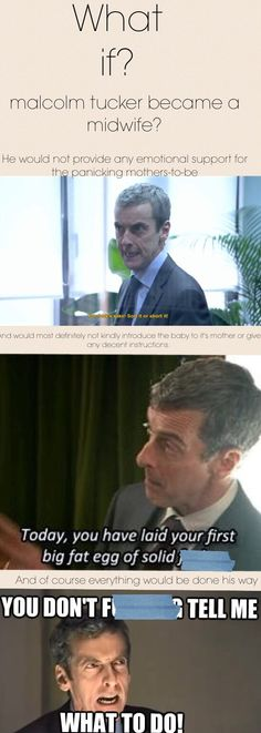 if malcolm tucker 39 s sweary quotes were motivational