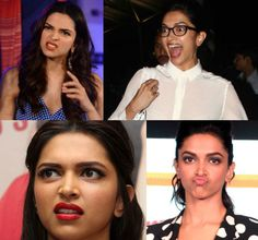 Aside from being a great actress, Deepika can also be a great comedian.