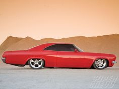 196 chevrolet impala ss sports coupe by-Chip foose