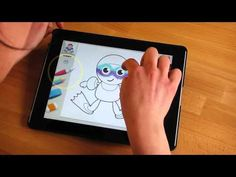 Memollow Coloring Pages - tutorial / part 2 In this video tutorial you will learn how to use sponge magic tools in Memollow Coloring Pages App :)
