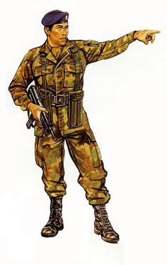 54 Best Falklands war uniforms images in 2018 | Military Uniforms