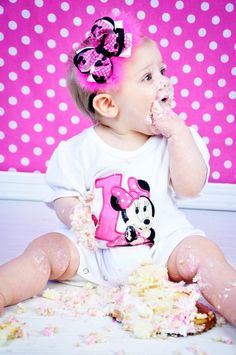 minnie mouse 1st birthday ideas - Google Search